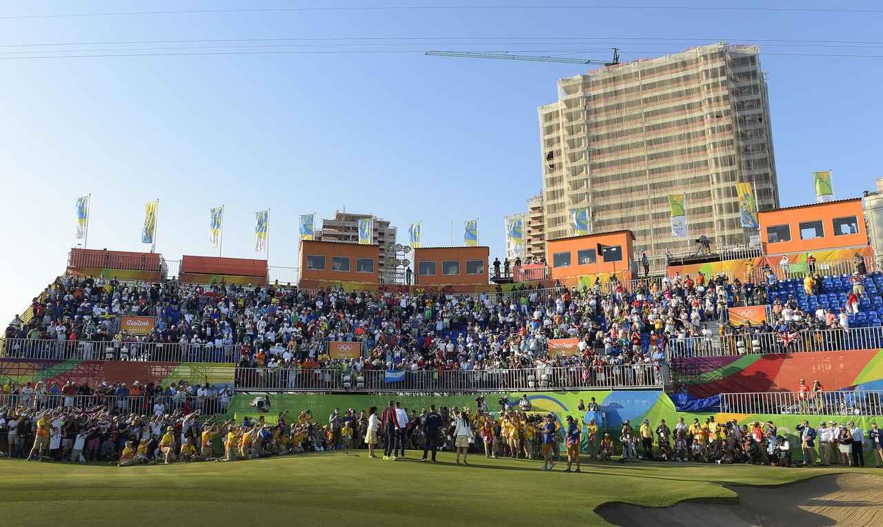 画像: 東京五輪は大丈夫!? リオ五輪開催コースの現状が悲惨らしい - みんなのゴルフダイジェスト