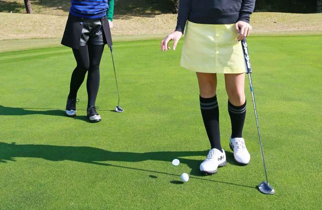 画像: 全問正解できますか? グリーン上のルールまとめ - みんなのゴルフダイジェスト