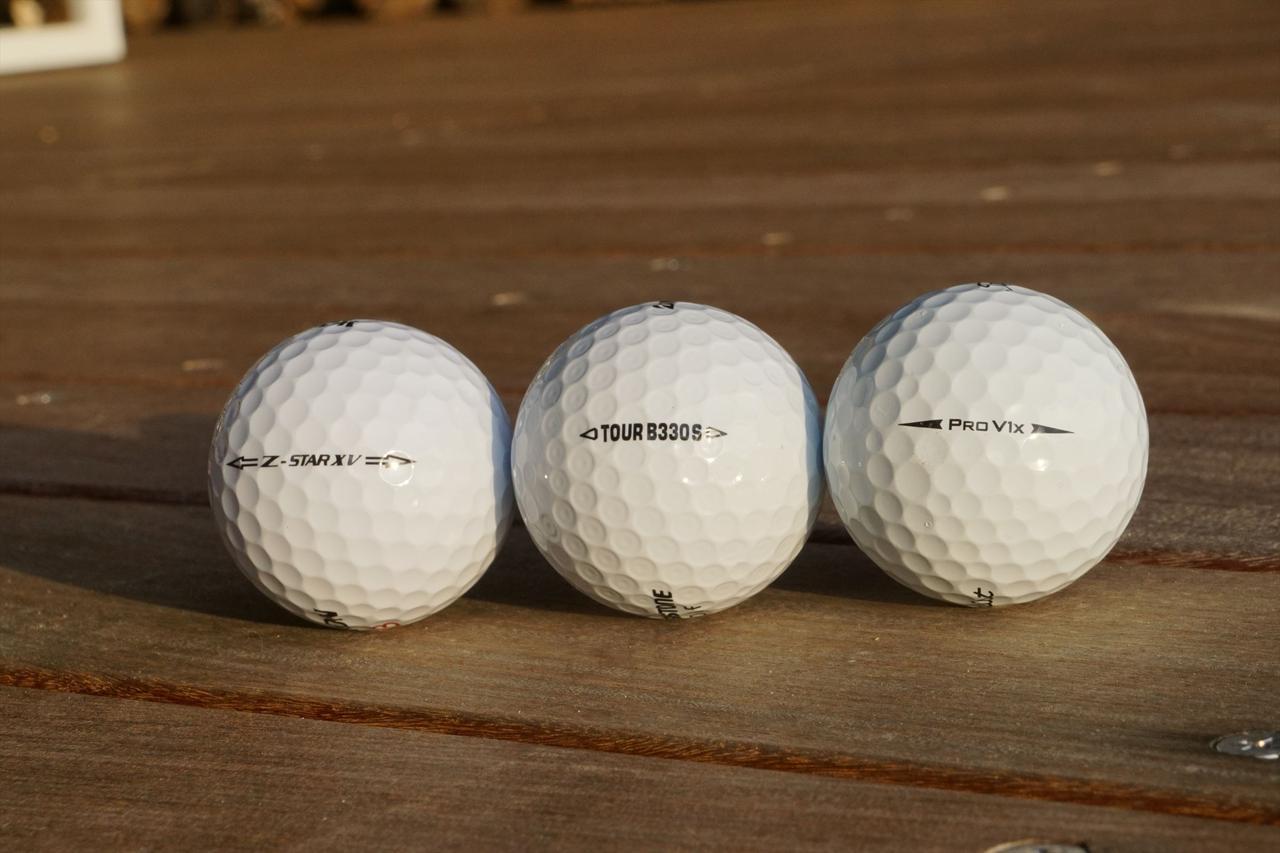 画像: 松山、タイガー、スピースが使ってる! 旬のボールはどれが飛ぶ? - みんなのゴルフダイジェスト