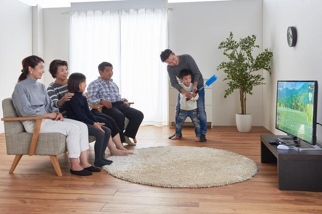 画像: 家族そろって楽しめる!
