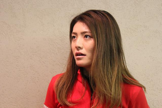 画像: 思いを語ってくれた渡邊プロ