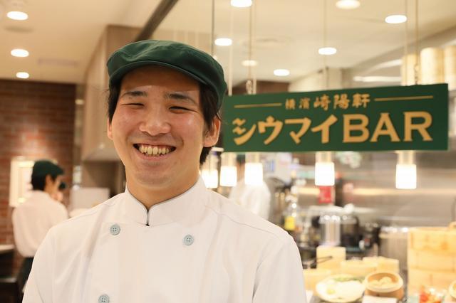 画像: 店長の橋本一秋さん