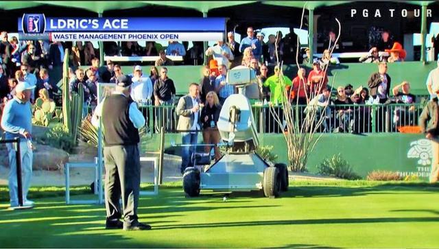 画像: これが本当の正確無比‼ ロボットが放つアイアンショット - みんなのゴルフダイジェスト