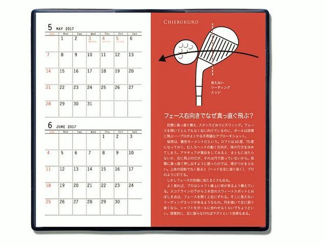 画像: 「ゴルファーズ ダイアリー」同様に、ルールやコラムも充実している