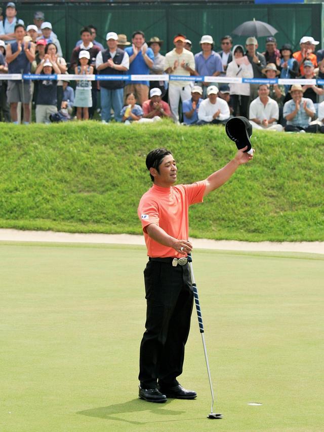 画像: 2007年「日本プロゴルフ選手権」を最後にツアーでの優勝はない