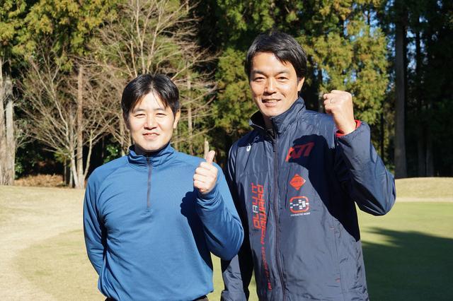 画像: 「平安山英幸・茅野賢一」ペアはショートコース選手権(個人戦)決勝大会進出の実績を持つ
