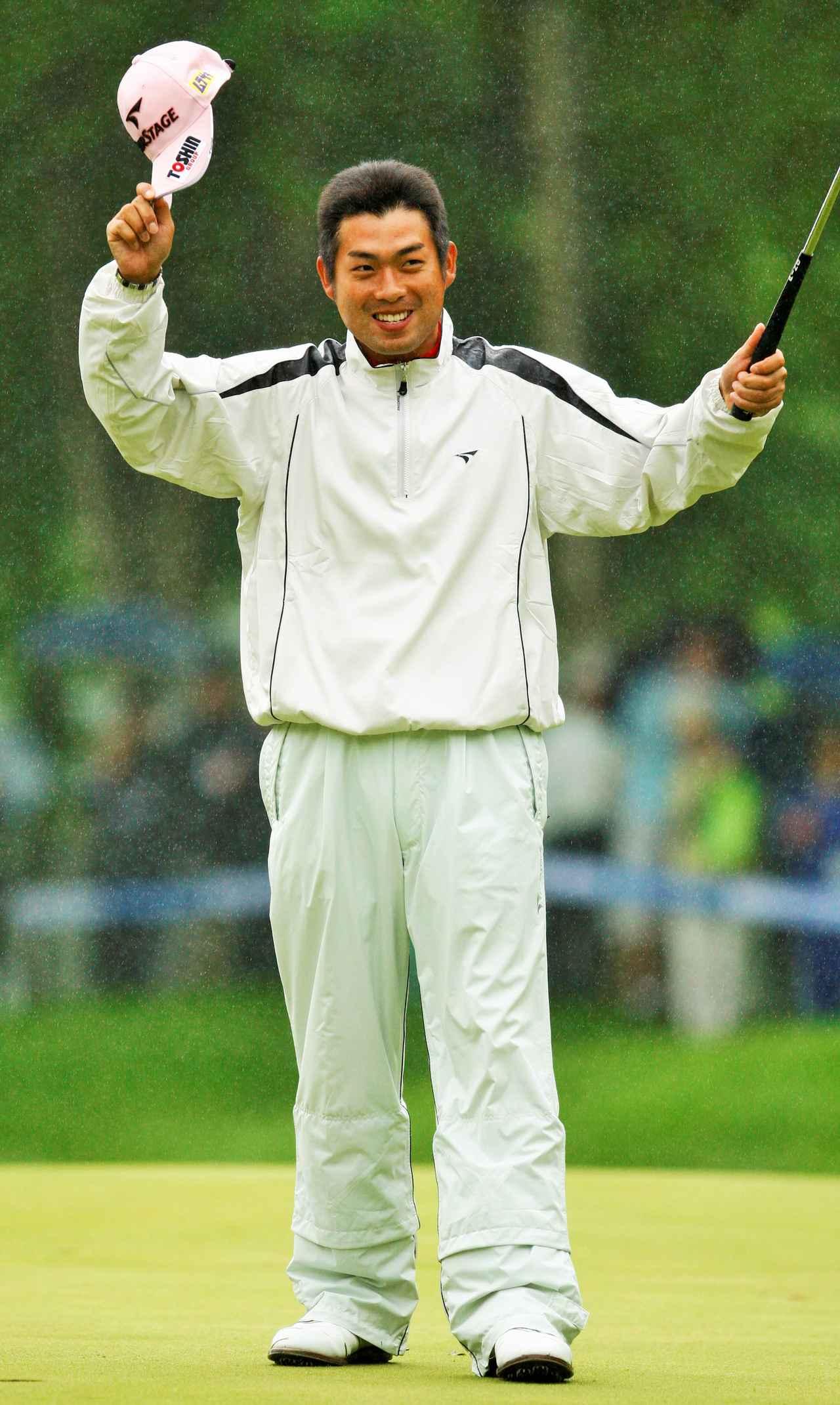 画像: 2009年「日本プロ」では、2位に7打差をつける圧勝だった