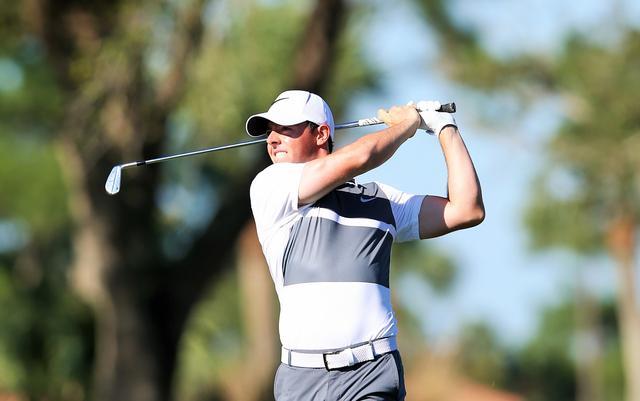 """画像: PGAツアー年間No.1の""""一打""""は、マキロイの「11億円ショット」 - みんなのゴルフダイジェスト"""