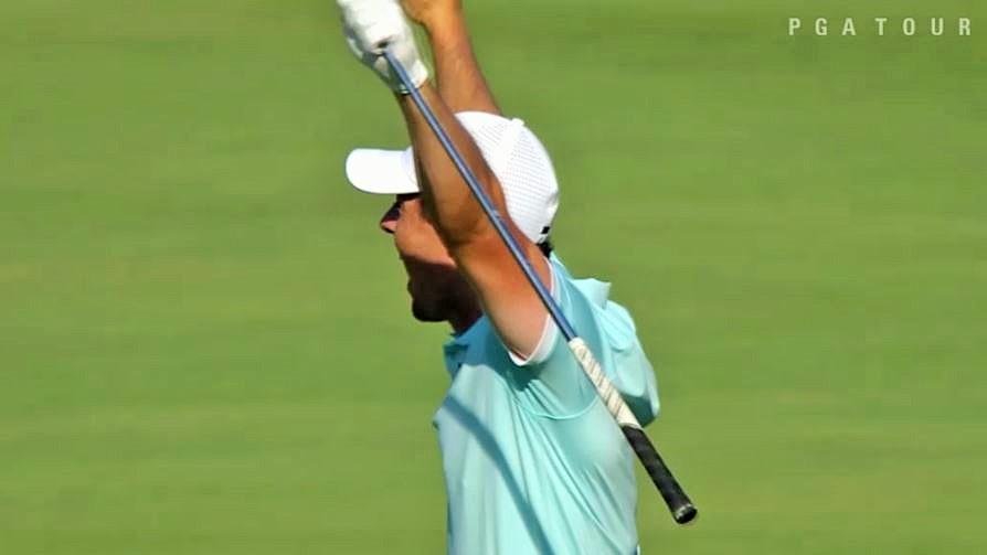 画像: 「PGAツアー年間王者」に大きく前進した一打