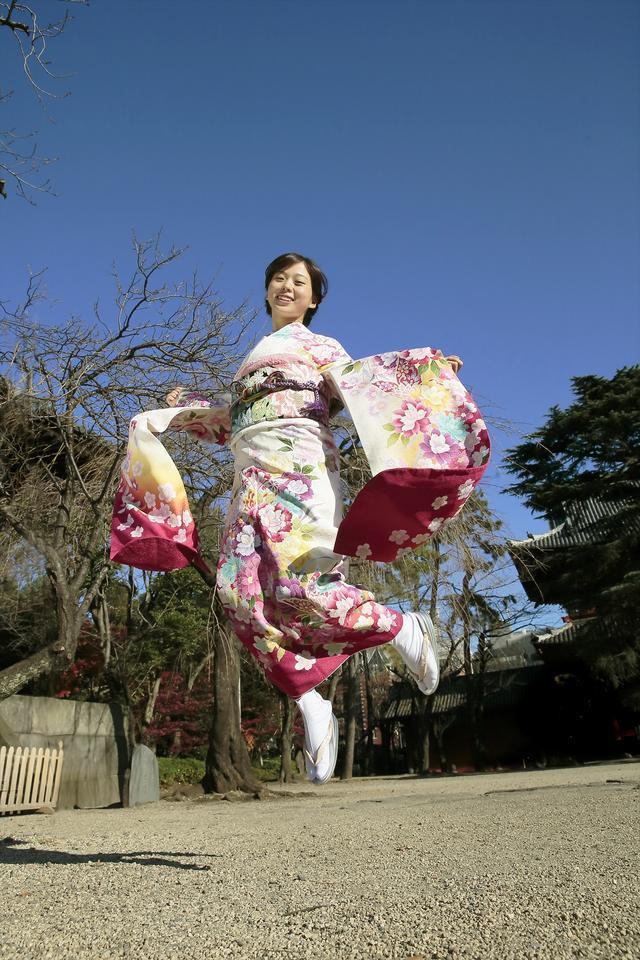 画像: 飛躍の1年にできるかな?