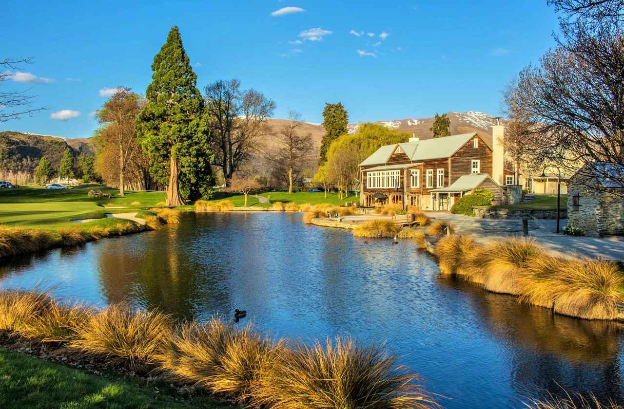 画像: ニュージーランド南島クイーンズタウンで宿泊するミルブルックリゾートは、広大な敷地に広がる5つ星リゾート www.millbrook.co.nz