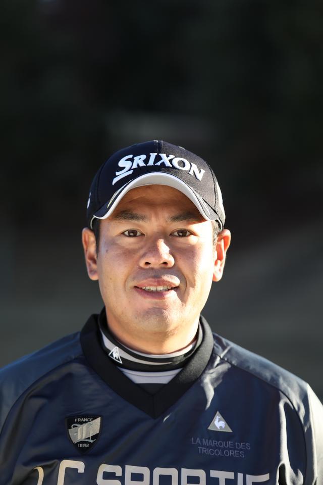 画像: 甲斐慎太郎プロ 日本体育大学時代は日本アマ、日本学生などを制し、2004年にプロ入り。2008年「KBCオーガスタ」でツアー初優勝を果たした
