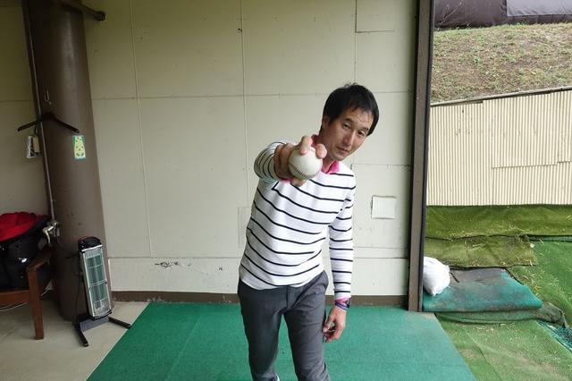 """画像: 元・日ハムの""""3年連続開幕投手""""の教え「ピッチングの動きでスライスは止められます」【レッスン散歩】 - みんなのゴルフダイジェスト"""