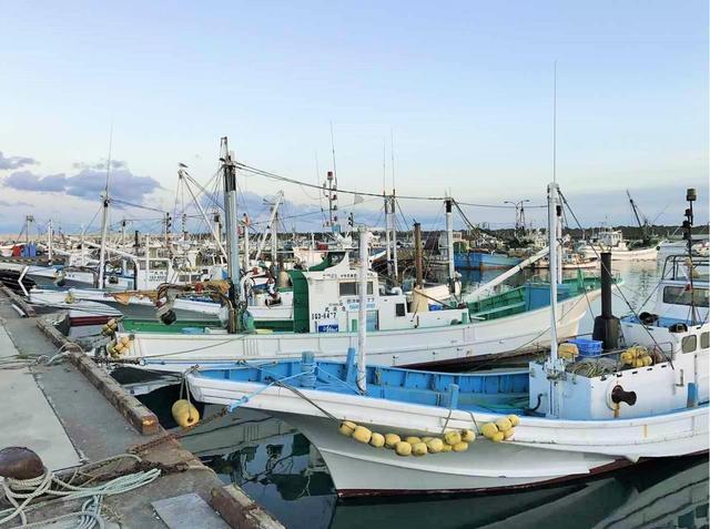 画像: 漁船ひしめく大洗漁港。どんな海産物が楽しめるのか?