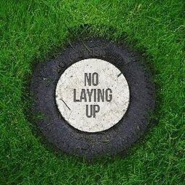 画像: No Laying Up on Twitter twitter.com