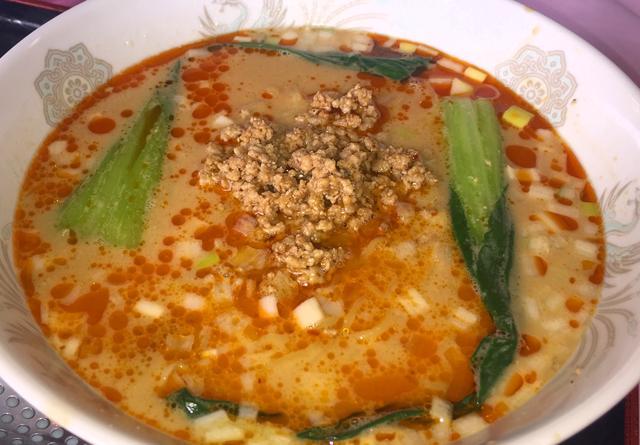 画像: 濃厚でコクのあるスープは、最後の一滴まで飲み干したくなる