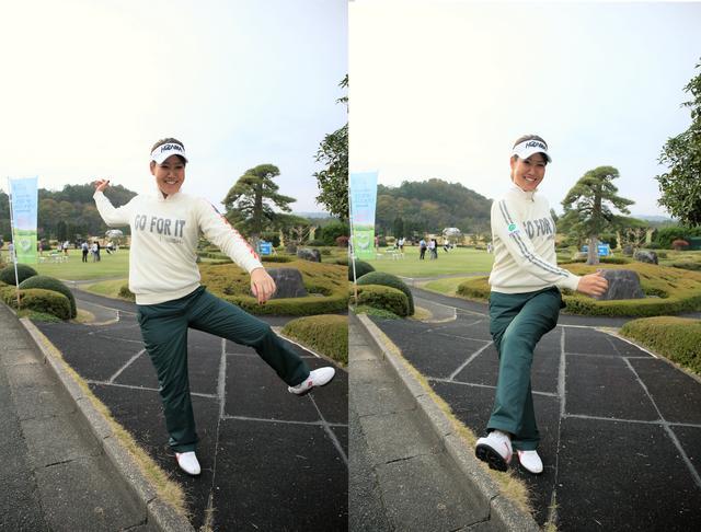 画像: 左右違う手と足を同時に動かすのが実は結構難しい