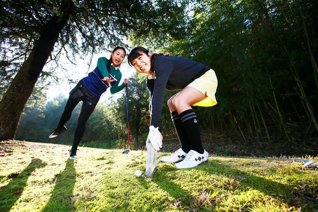 画像: 【ルールQ】こんなときどうする!? 白杭がジャマでボールが打てない! - みんなのゴルフダイジェスト