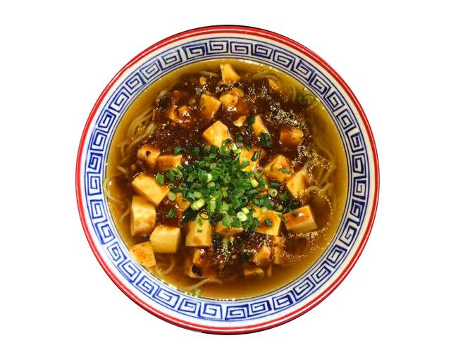 画像: 山椒の効いた麻婆豆腐がどっさり!
