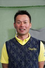 画像: 小暮博則プロ パーフェクトゴルフアカデミー主宰。クラブ、データの分析にも定評がある