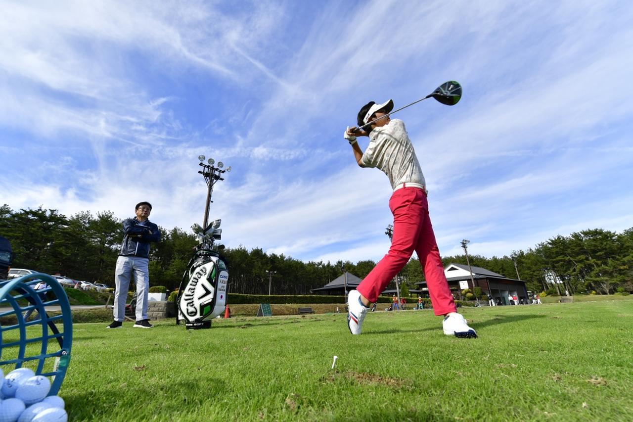 画像: 石川遼はこちらの「サブゼロ」を使用。やはり「ボール初速が上がった」という