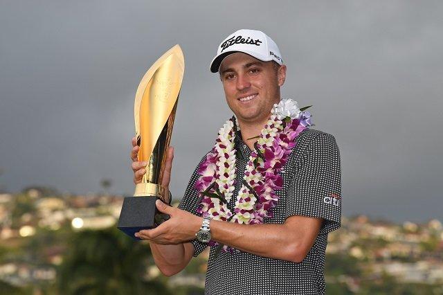 画像: トーマスが72ホール最少ストロークで勝利「信じられないような一週間だった。忘れられないものになるよ」 - PGAツアー