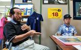画像: 篠塚武久さん(写真左)が代表を務める桜美ゴルフで時松隆光(写真右)はゴルフを学んだ