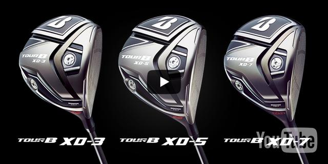 画像: TOURB | BRIDGESTONE GOLF