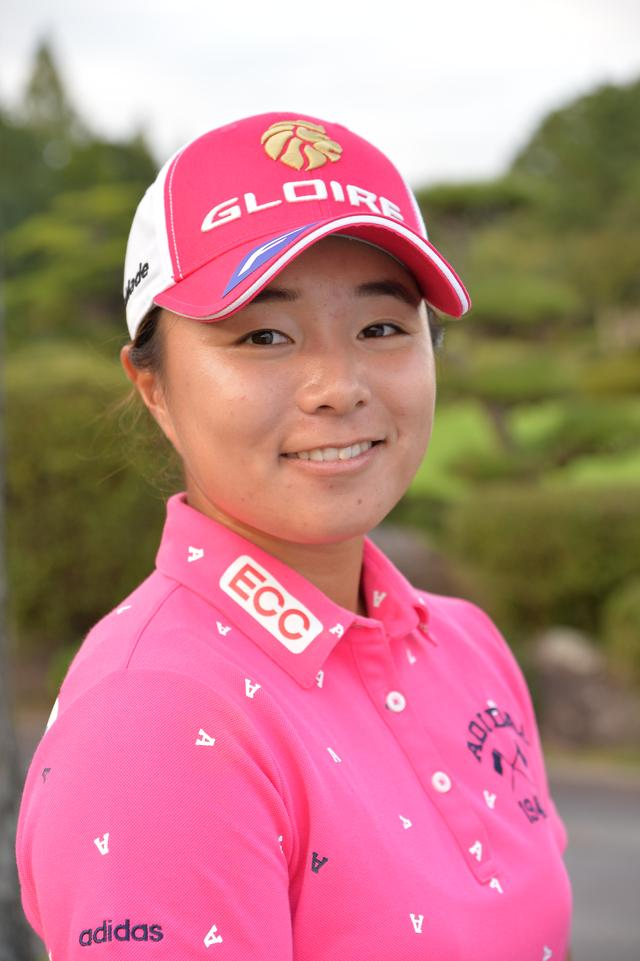 画像: 永峰咲希(ながみね さき) 2014年プロ入り、2016シーズンはトップ10入り8回と飛躍の1年に。初優勝への期待がかかる。158cm・58kg