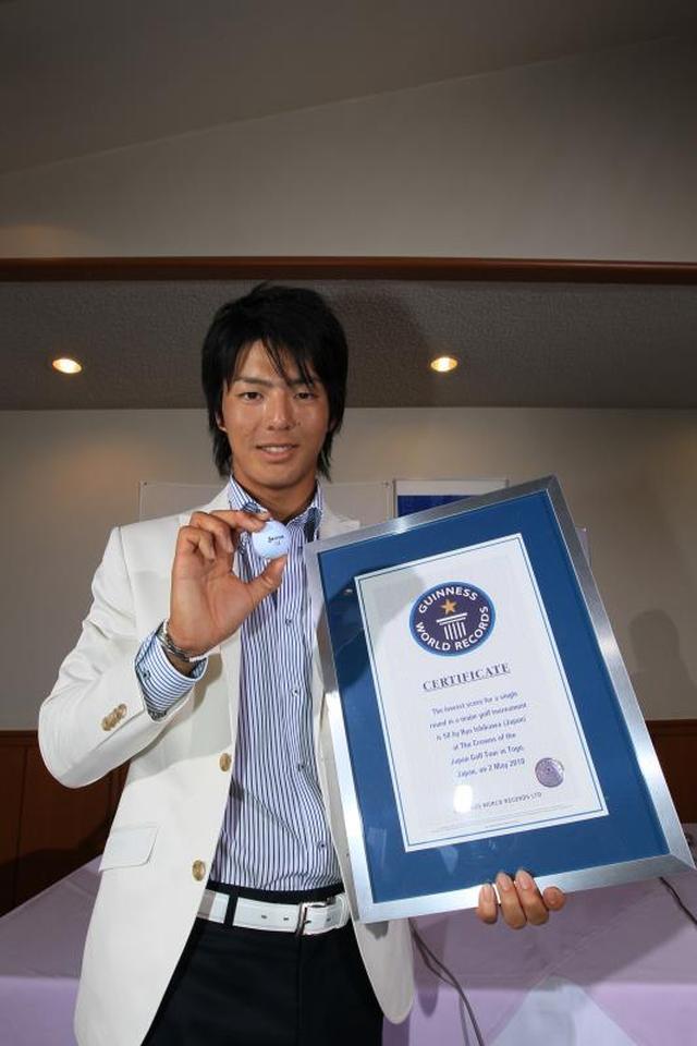 画像: 2010年に石川遼が達成し、ギネスにも認定された「58」以来、日本ツアーで50台のスコアは出ていない