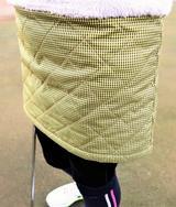 画像: 中綿スカートもいい