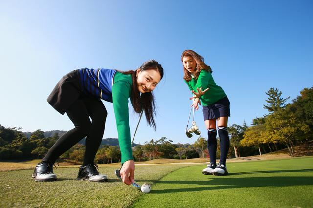 画像: 【ルールQ】グリーンエッジにマーク……って、してもいいんだっけ? - みんなのゴルフダイジェスト