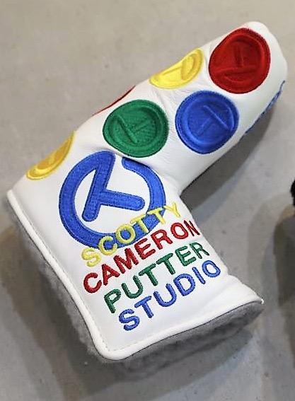 画像: これぞスコッティキャメロンのスタンダードとも言える「サークルT」柄。つければ即、ツアー気分