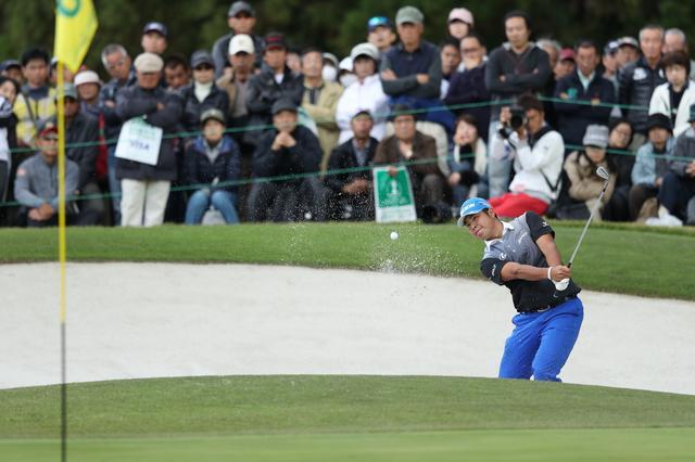 画像: PGAツアーのタフな環境でたとえグリーンを外しても、ふたりとも3回に2回はパーかバーディであがってくる