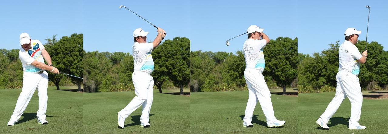 画像: ゲーリー・プレーヤーから盗んだ練習法「一歩前進ドリル」とは⁉ - みんなのゴルフダイジェスト