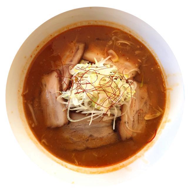 """画像: 寒い日に食べたい! ゴールデンクロスCCの""""炙り味噌チャーシュー麺"""" - みんなのゴルフダイジェスト"""