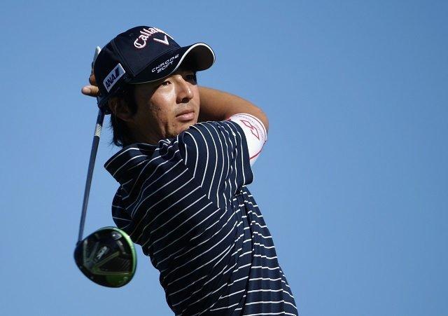画像: 石川が98ヤードの第3打をカップに直接入れてイーグル! - PGAツアー