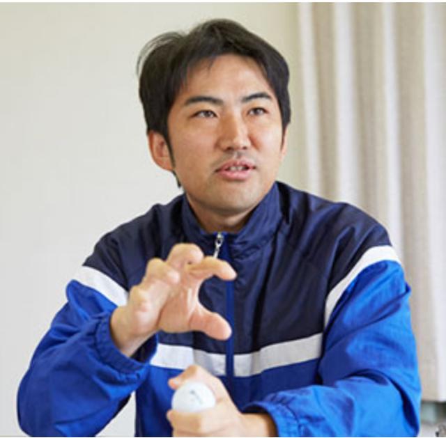 画像: 神野一也(かみの・かずや)氏。ゴルフボール開発のスペシャリストだ