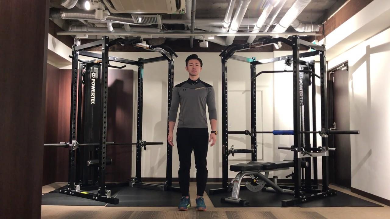 画像: 【毎日簡単ゴルフストレッチ】胸の筋肉をほぐすストレッチ www.youtube.com