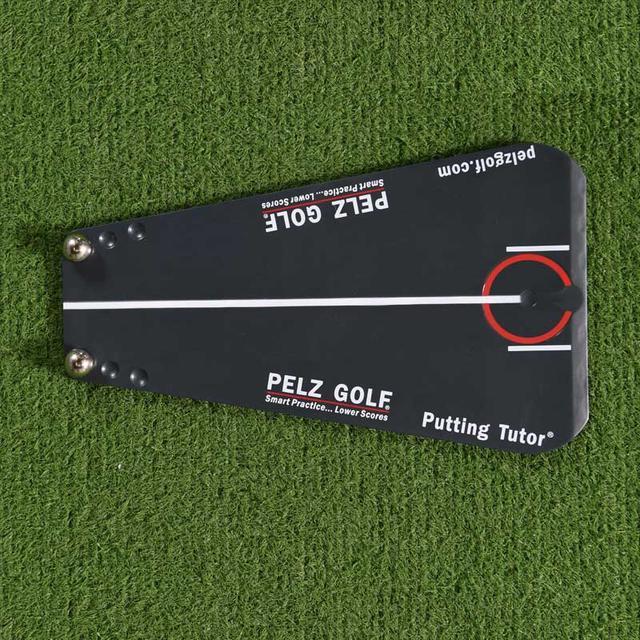 画像: PELZ GOLF Putting Tutor|ゴルフダイジェスト公式通販サイト「ゴルフポケット」