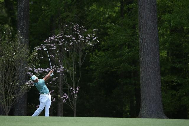 """画像: 「日本人は飛距離で劣るから世界で勝てない神話」崩壊!?  松山英樹、""""4勝目""""の意味 - みんなのゴルフダイジェスト"""