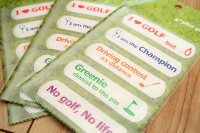 画像: 「ゴルファー力」が高すぎるゴルフばんそうこう