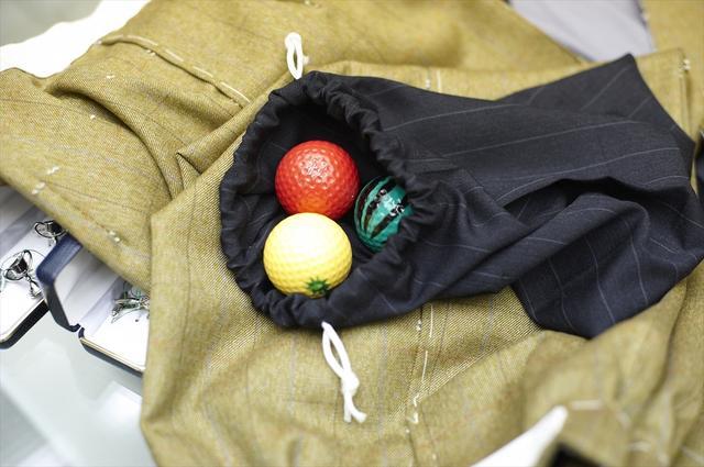 画像: ステキなボール入れが完成