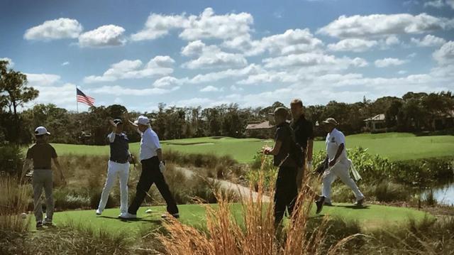 画像: 安倍晋三首相と「ゴルフ外交」。トランプ大統領の腕前は? ゴルフ界への影響は?  まとめてみた - みんなのゴルフダイジェスト