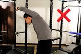 画像1: 腹斜筋をほぐして体のねん転をさらに深く!