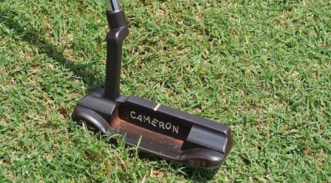 画像: スピースが15歳の時から愛用するスコッティ・キャメロン! - PGAツアー