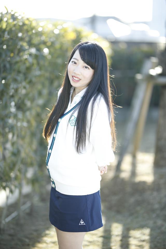 画像: ロングヘアがお似合い♡ 群馬県知事杯2位入賞のキャリアを持つ