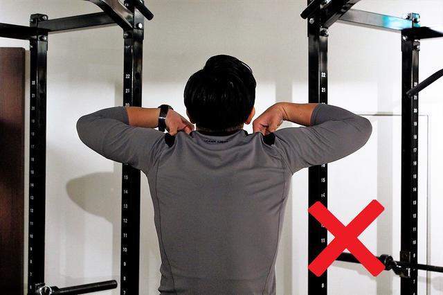 画像1: 肩の全方向に効く万能ストレッチ