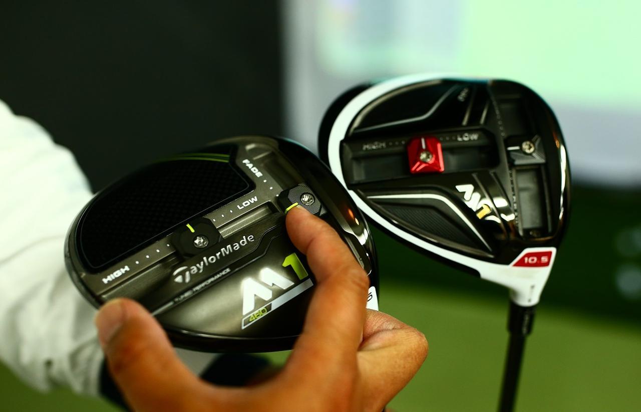 画像: 2モデル連続「名器」の予感!? 「M1」&「M2」ドライバーはどう変化したのか - みんなのゴルフダイジェスト