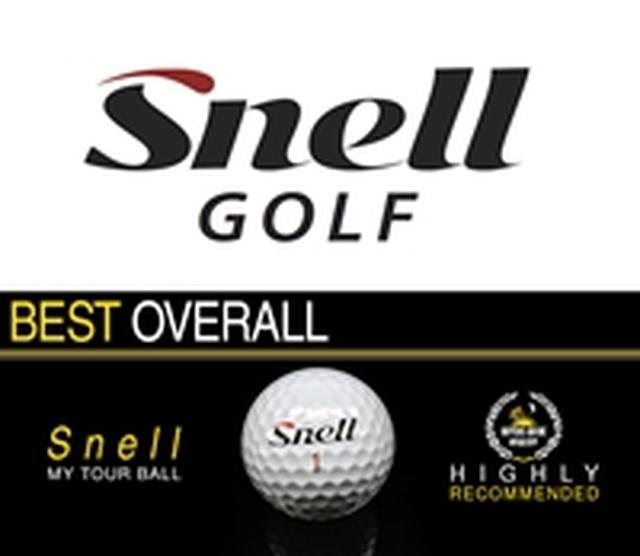 画像: スネルゴルフジャパン|Snell Golf|ツアー品質のゴルフボール